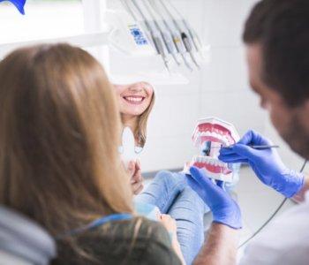 Profesjonalna obsługa pacjenta – idealna konsultacja lekarska i wizyta stomatologiczna