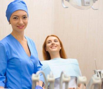 Doskonała wizyta higienizacyjna - Profesjonalna obsługa pacjenta