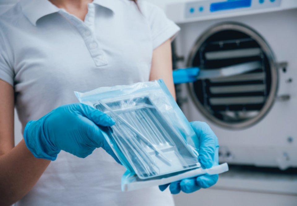 Dezynfekcja i sterylizacja w gabinecie stomatologicznym